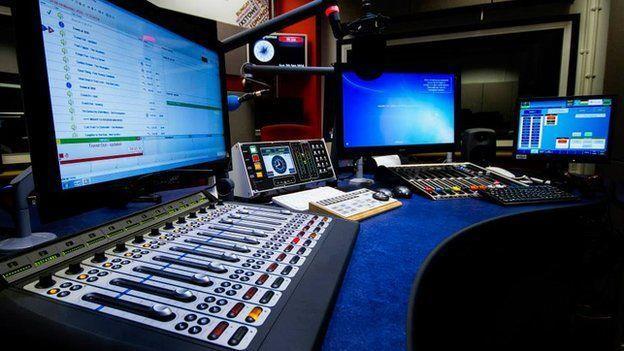 Radio SCF Broadcasting