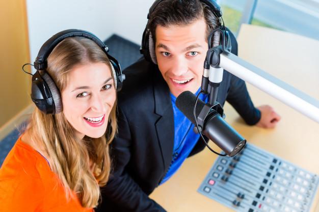 La Radio In Store con gli speaker in diretta