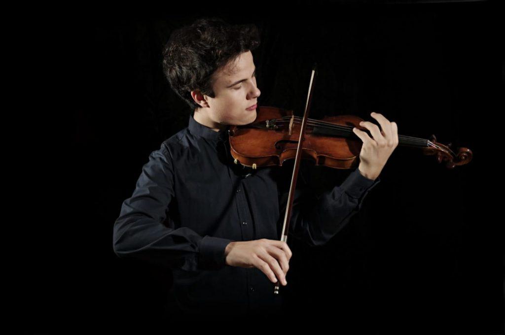 Il Maestro Lorenzo Meraviglia